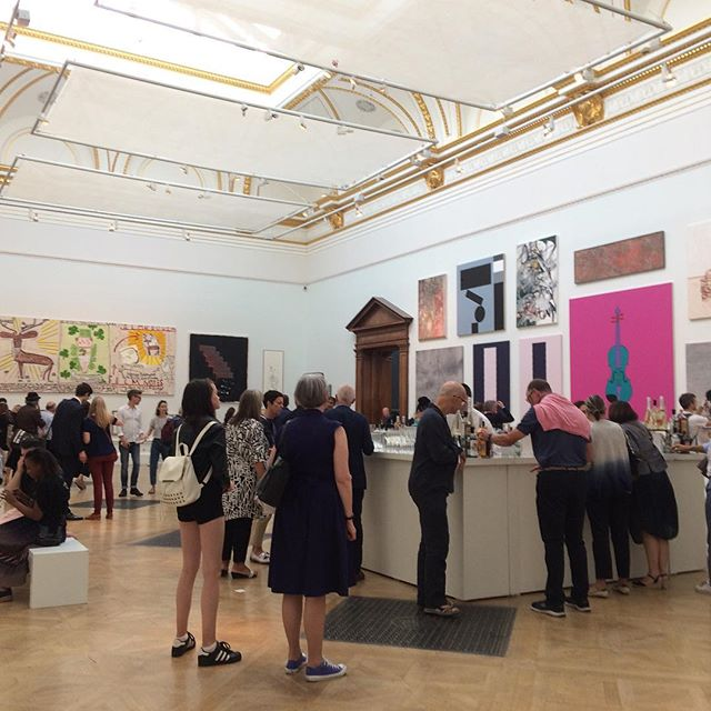 Friday late Summer Exhibition  #royalacademyofarts