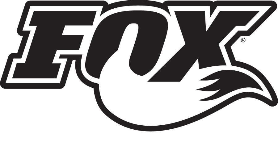 Fox logo - Fox Racing Shox for mountain bikes