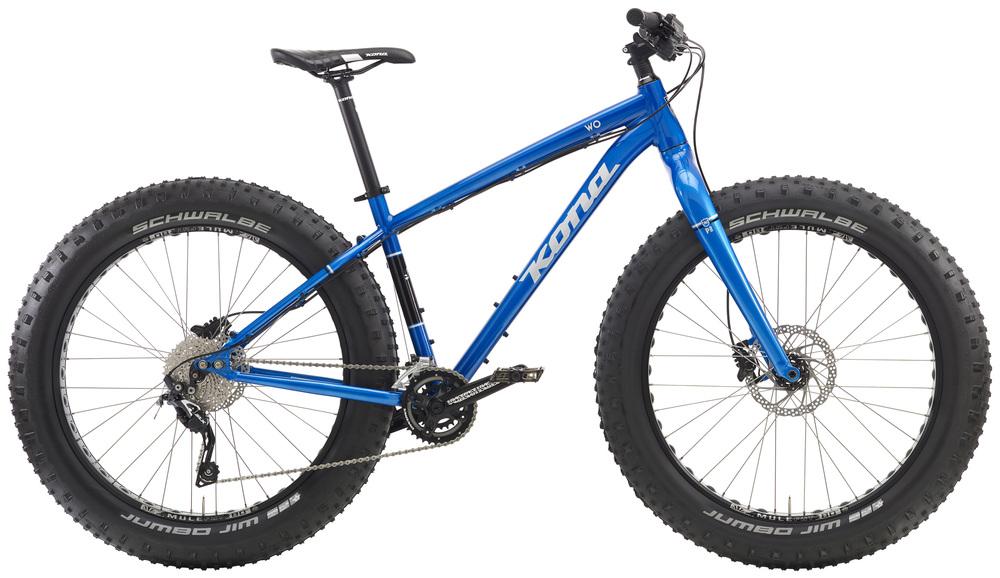 Kona Wo Fat Bike