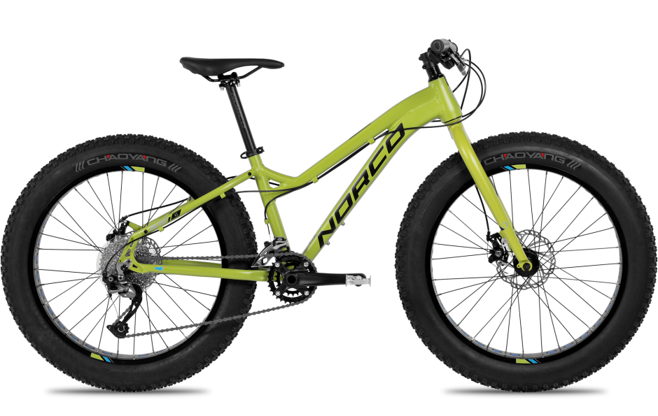 Norco Bigfoot 4.3 | 24 inch wheel fat bike