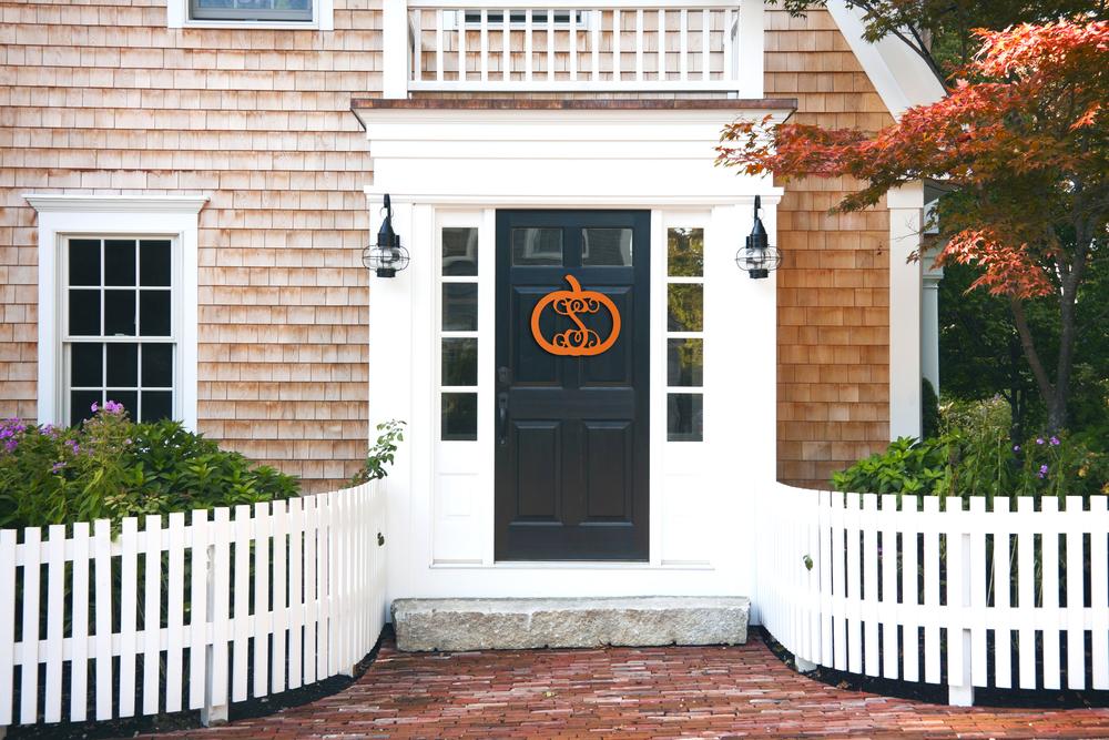 Pumpkin Wooden Monogram Front Door.jpg