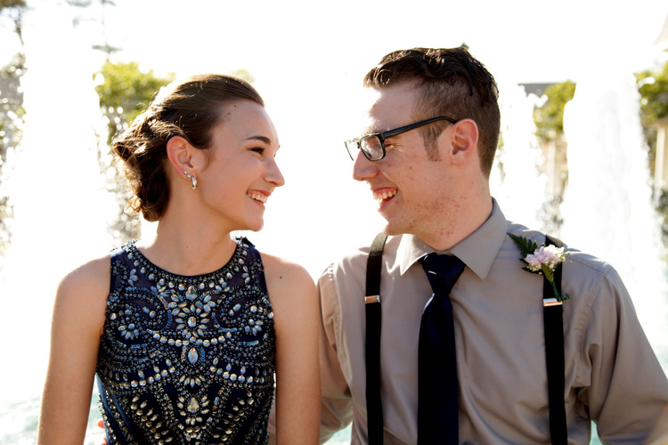 Wilmington, NC Prom Portraits : Katelynn & Travis — Haley Nicole ...