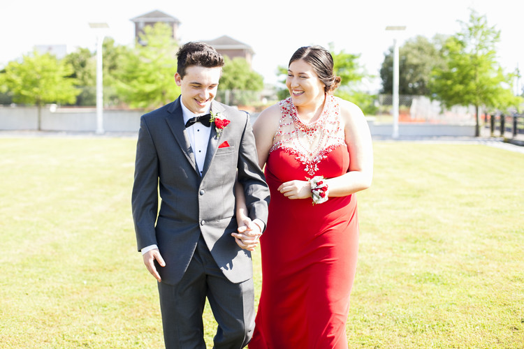 Andrea Nava | Wilmington, NC Prom Photos — Haley Nicole Photography