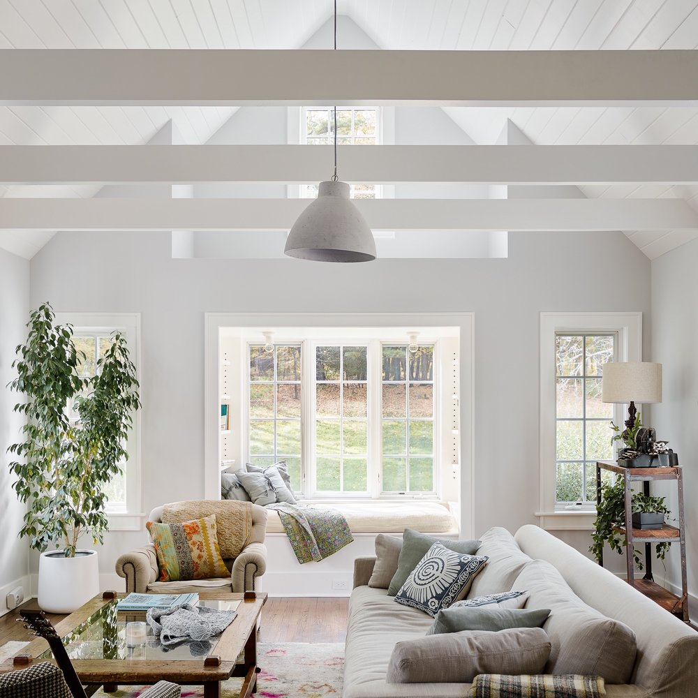 Vogue House Tour: Amanda Seyfried's Upstate New York Farmhouse