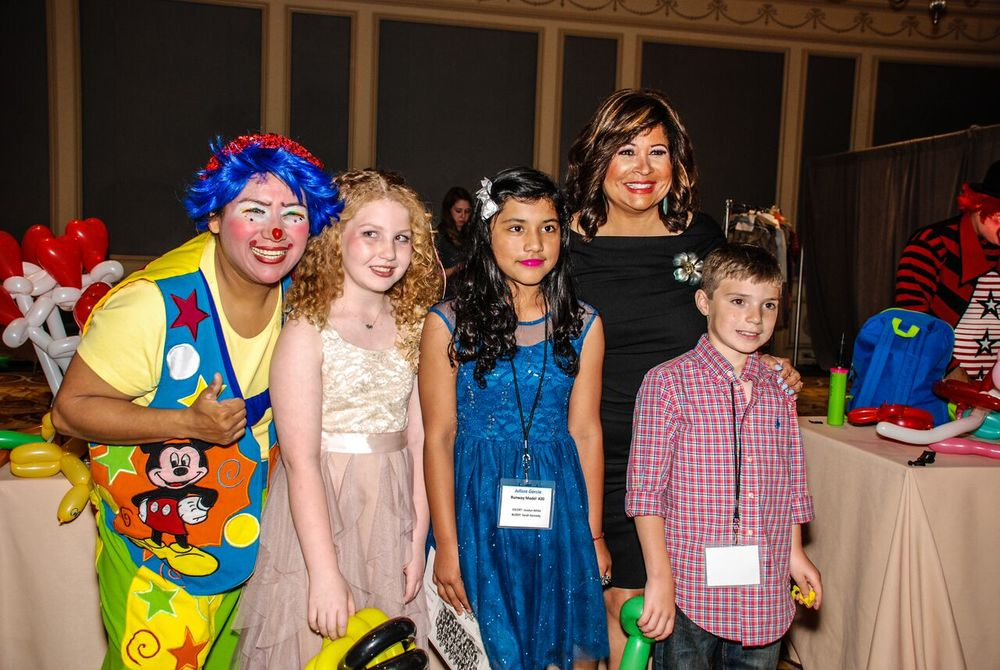 Clown, Laura Beth Rote, Julissa Garcia, Clarice Tinsley, Corbin Glasscock by Exposure Soul.jpg