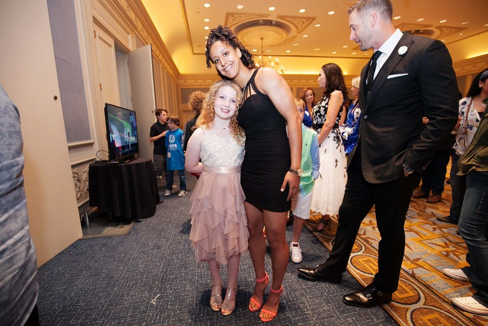 Laura Beth Rote, WNBA's Brianna Kiesel by Hiram Trillo.jpg