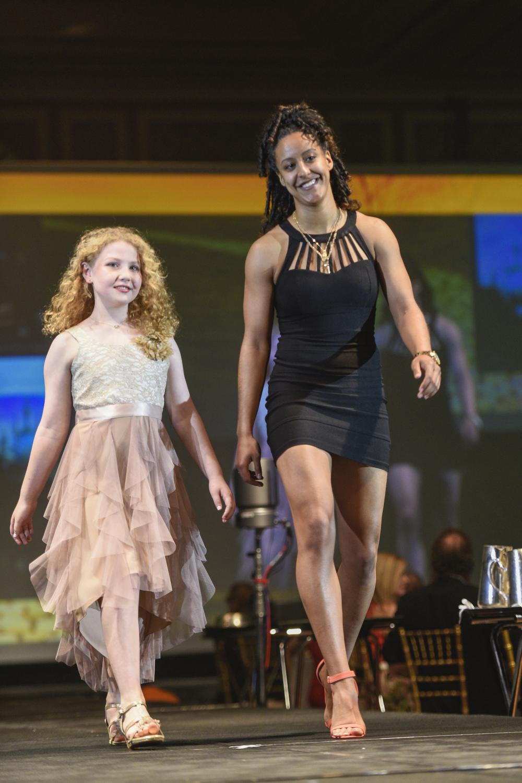 Laura Beth Rote, WNBA's Brianna Kiesel  Photo credit Juan Pulido.jpg