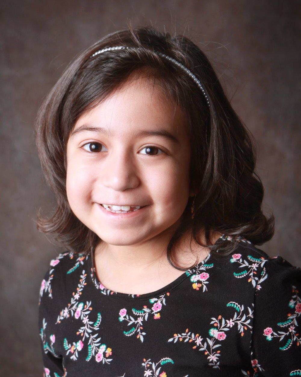 Elizabeth Flores, 7, Frisco