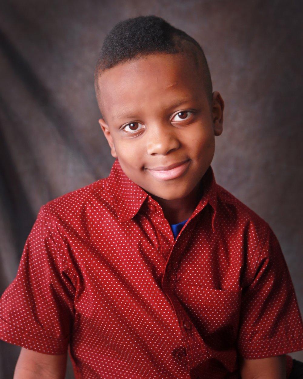 Damarcus Beale Jr, 7, Cedar Hills