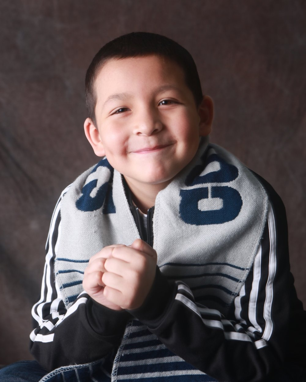 Josiah Torres, 8, Dallas