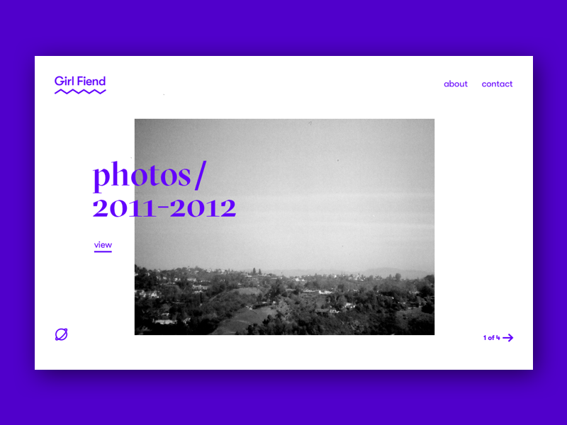 03. Landing Page