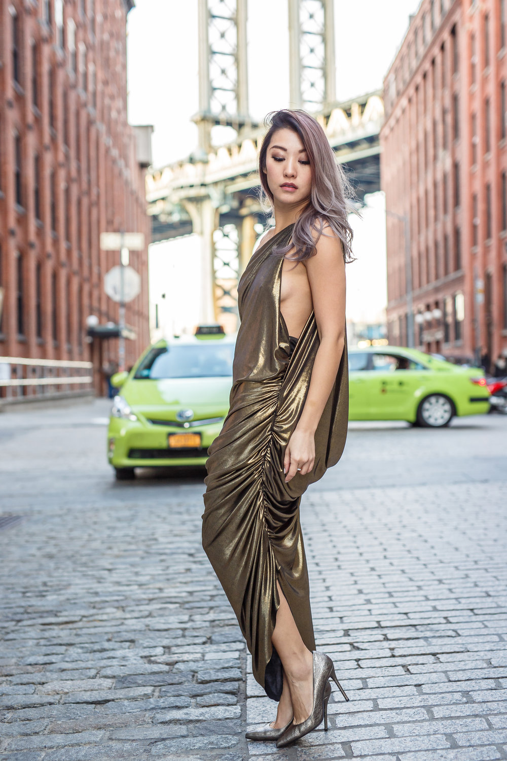 gold-goddess-dress-designed-by-NYC-fashion-designer-minika-ko