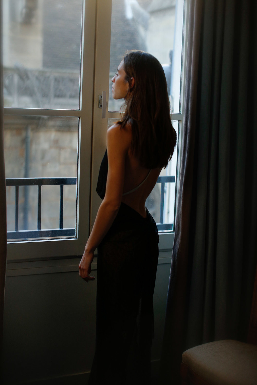 Black-Evening-Dress-sexyback-from-KOVASKY-collection-by-Minika-Ko