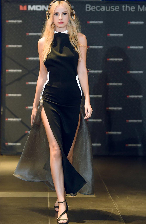 From Minika Ko's KOVASKY fashion show. Photo credit: Ronald Ji