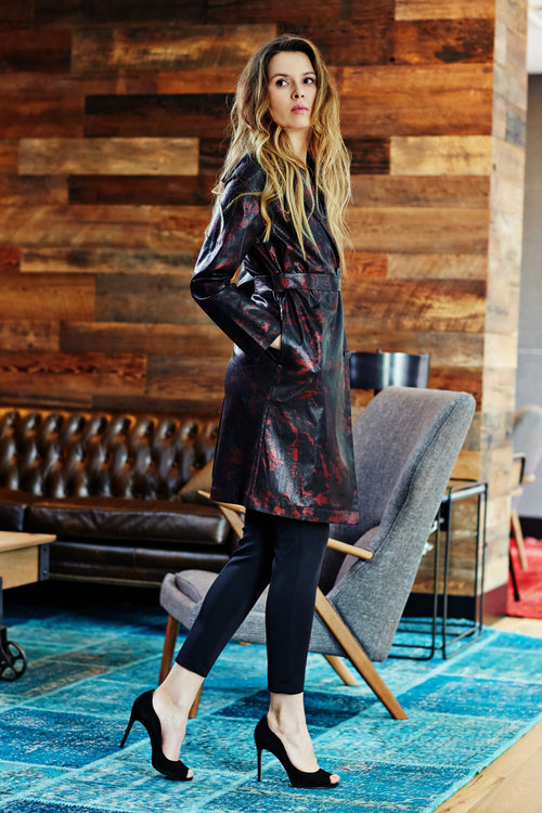 Minika-Ko-Kovasky-Collection-Lookbook-Fashion-Performance-Fabrics-Black-and-Red-Faux-Leather-Trench-Coat-Jacket-Business-Casual-Style-Water-Resistant-Breathable.jpg