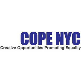 COPE NYC,  founded by Vida Sabbaghi partners with local, national, and international organizations to foster the intersection of creativity among diverse communities. COPE NYC celebrates a collaboration of artists of all mediums, to produce a work greater than its parts. Sabbaghi's outreach enables thousands of students to tour exhibits and participate in related workshops.