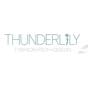ThunderLily  is a group of artist engineers, founded in 2009 by designer Clare Tattersall – who wanted to prove that high tech and high fashion can make the world a better place. She co-created a software to align the design-to-sales process into a single virtual experience and was named one of Columbia University Tech Ventures' portfolio startups.