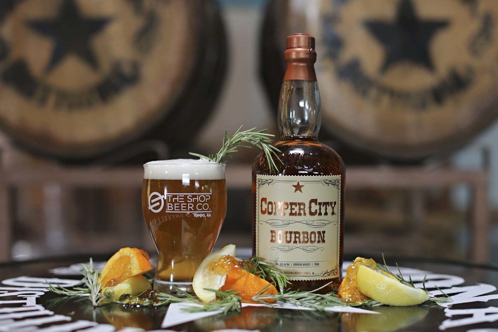 """The Libertine - AZ Distilling Collaboration"""