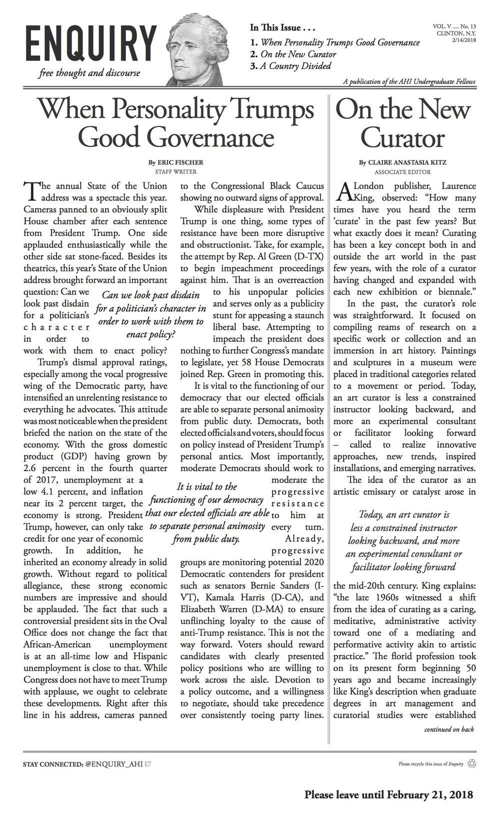 Enquiry Vol 5 No 13 front.jpg