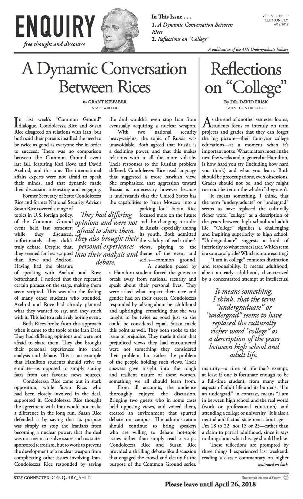 Enquiry Vol 5 No 19 front.jpg