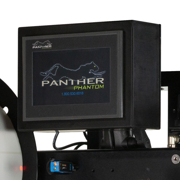"Remote-mounted 7"" touch screen display allows for flexible placement options."