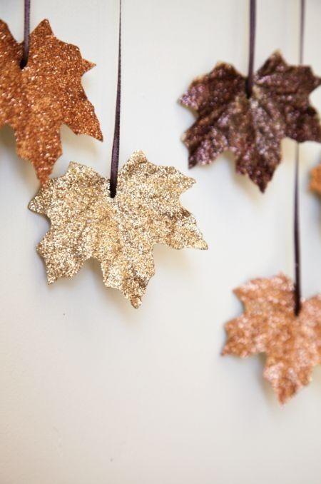Fall Decor: Ornaments