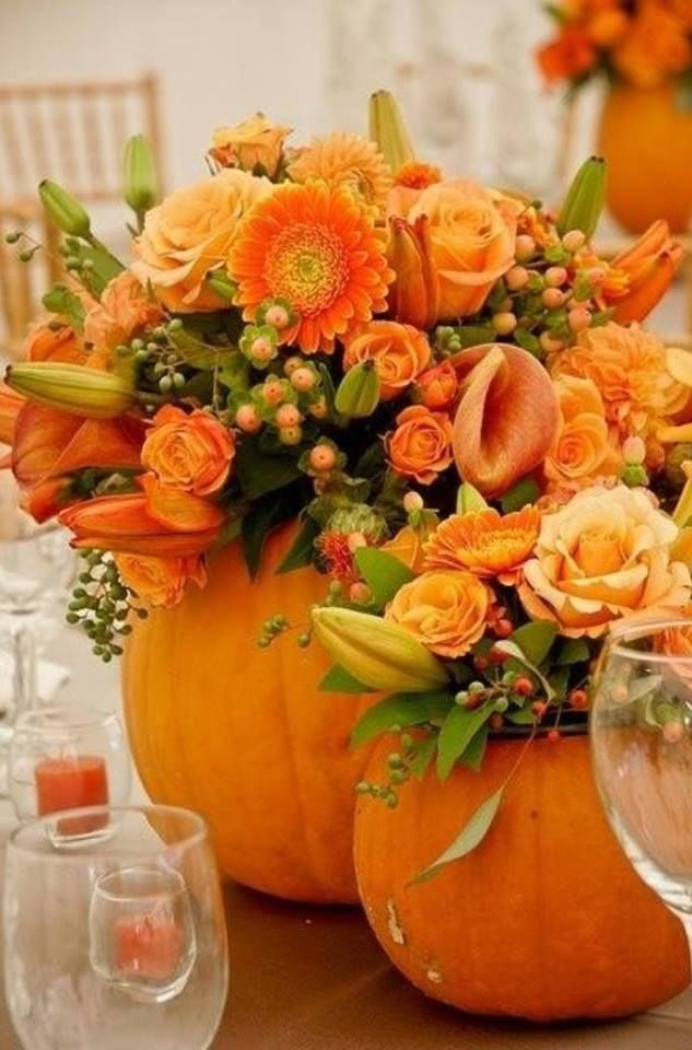 Fall Decor: Table Setting