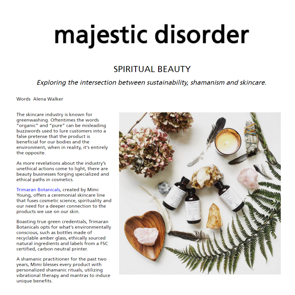 MAJESTIC DISORDER