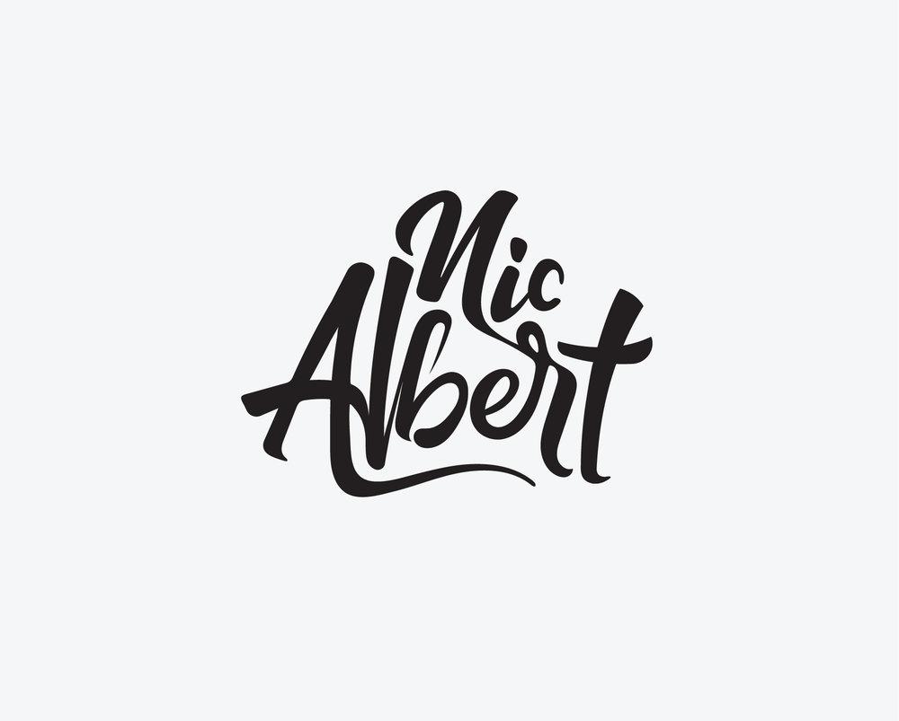 Nic Albert Brand Identity