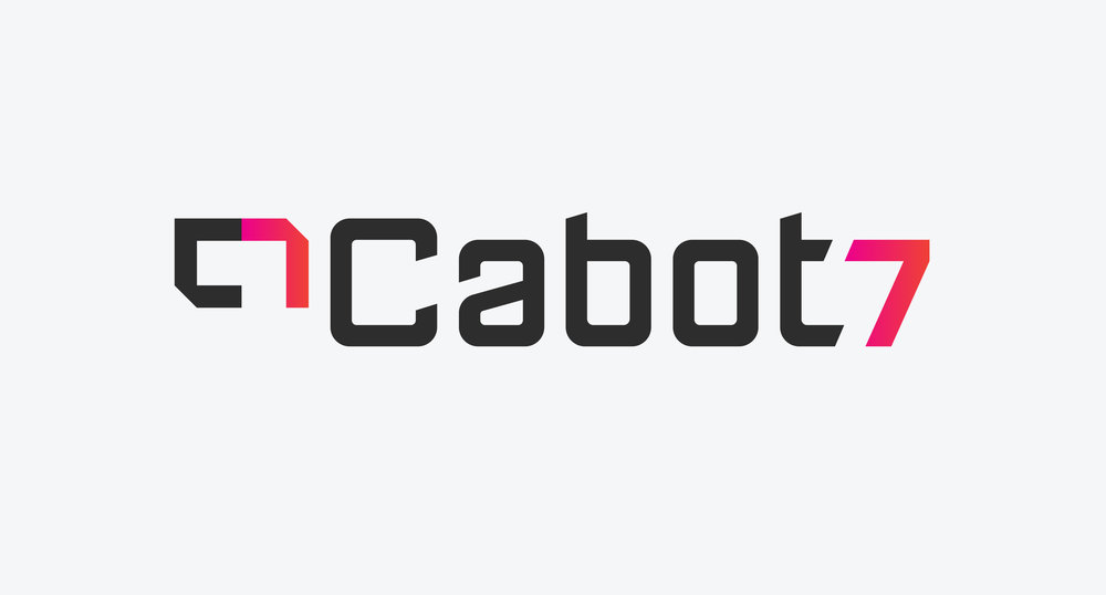 Cabot7 Logo (click-through for full brand identity)