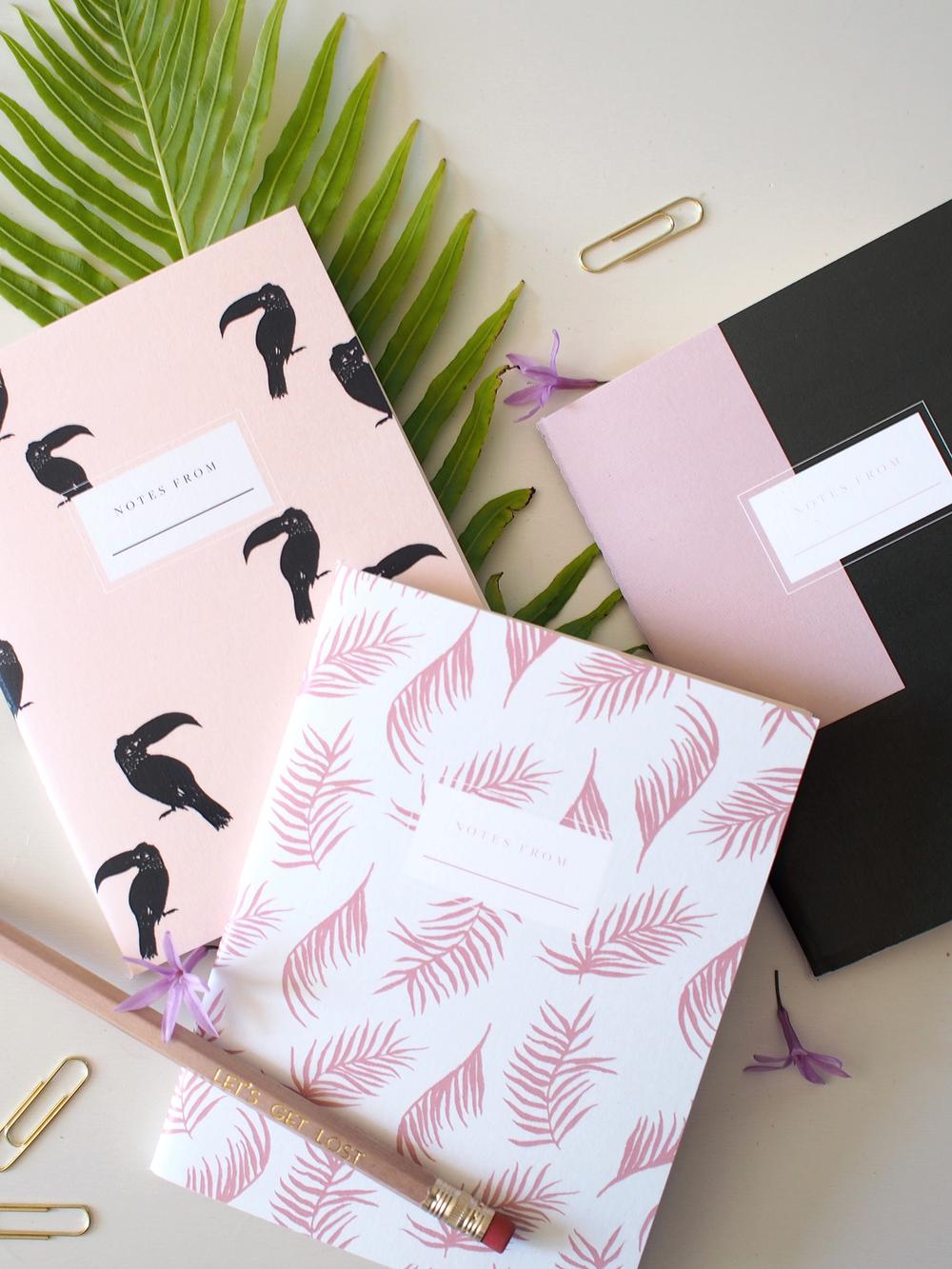 custom notebooks | wilde house paper