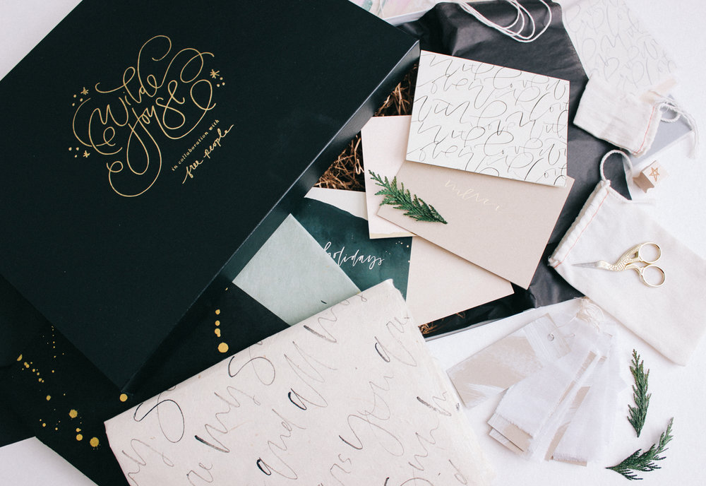 Free People x Wilde House Holiday Box