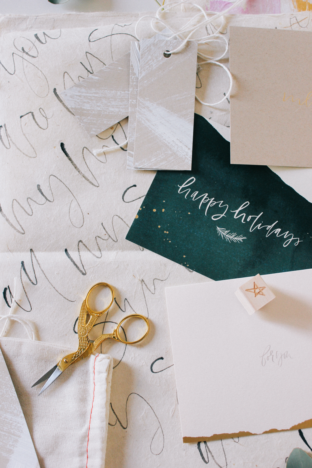 Free People x Wilde House Holiday Stationery Box