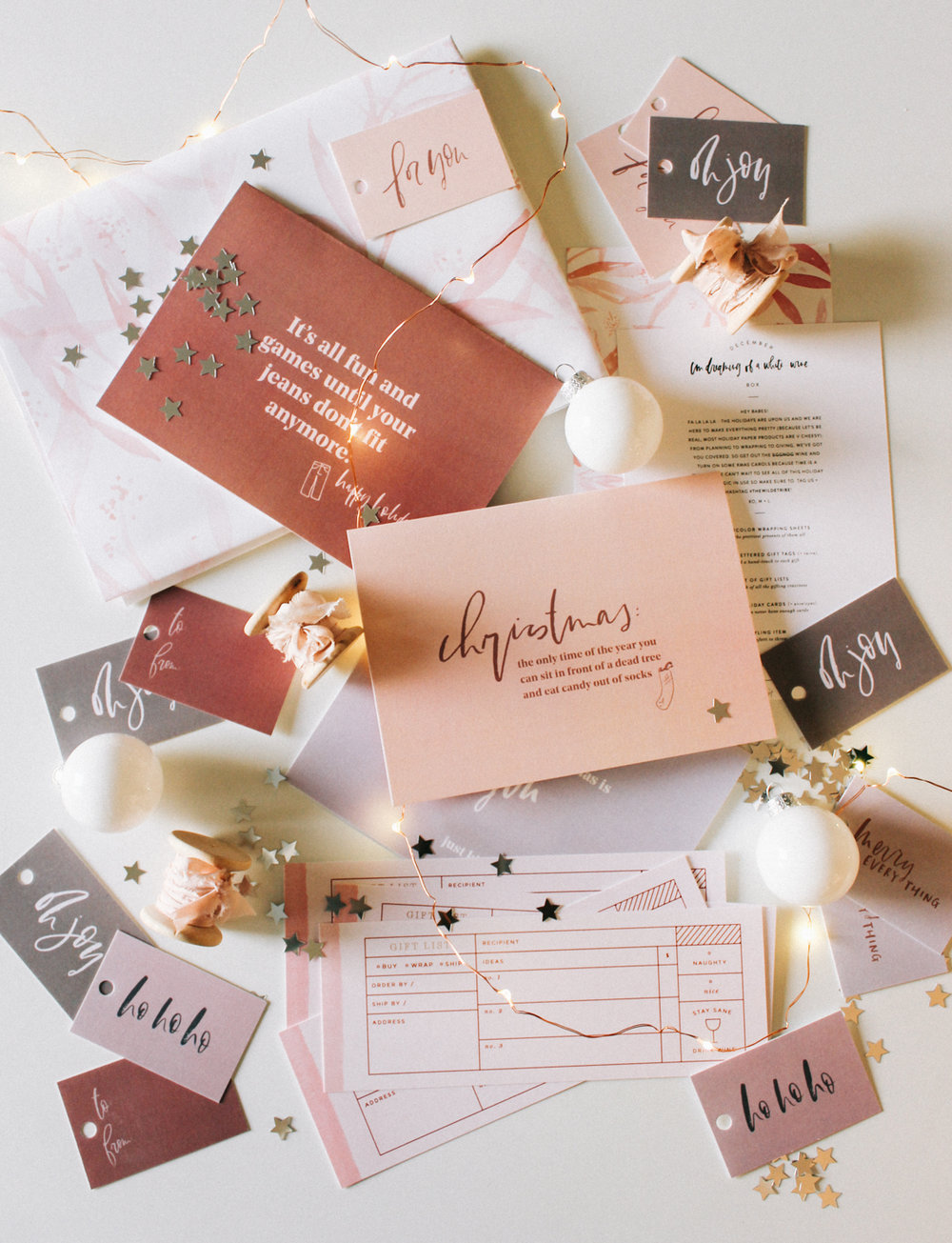 Wilde House Paper Monthly Stationery Subscription Box | December