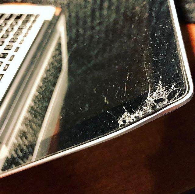 Display repair. MacBook Pro 13-inch 2012 #5280techs #5280techservices