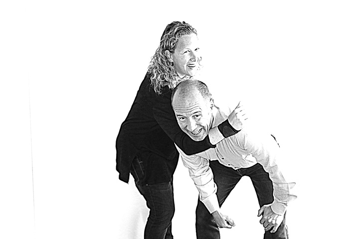 Julie Price and Drew Harman