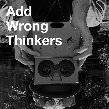 Add Wrong Thinkers