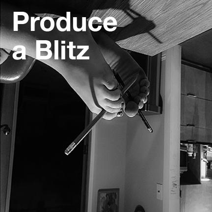 Produce a Blitz