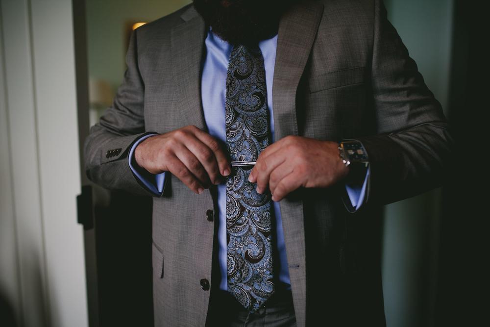 chapel hill wedding groom ready details