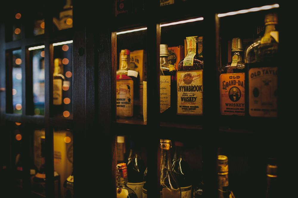 the crunkleton whiskey bar wedding details