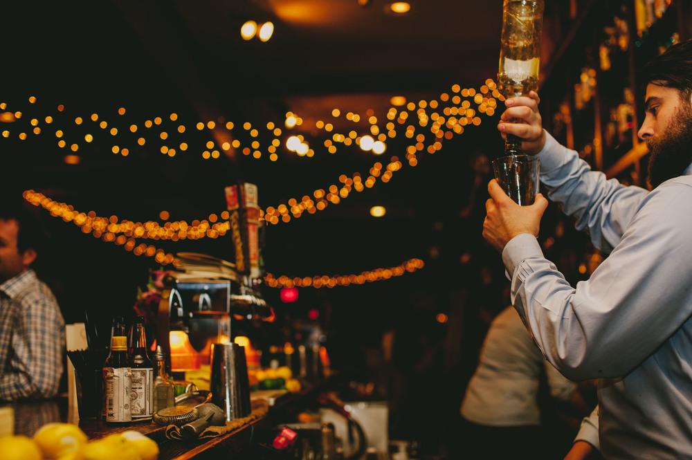 whiskey bar the crunkleton