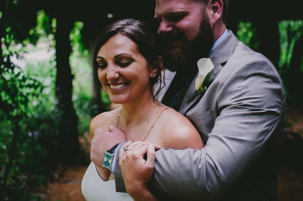 unc coker arboretum wedding photos