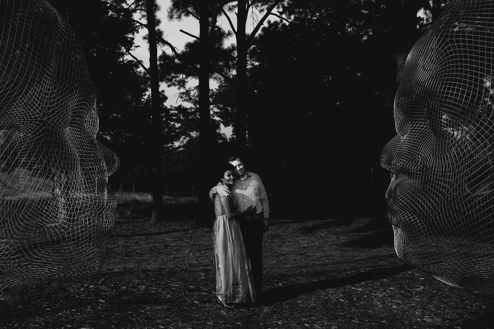 Creative Raleigh Wedding Photographer Adam Chapin