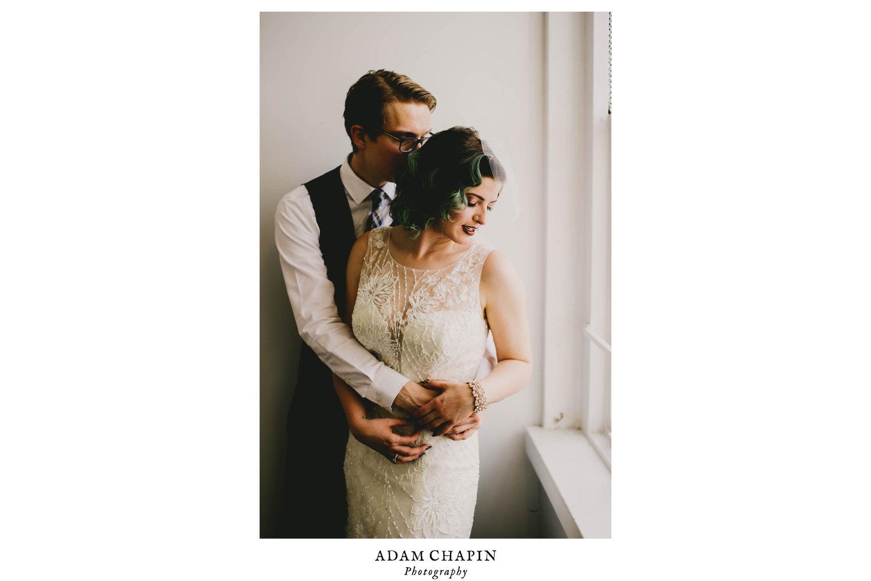 Artistic, Star Wars Centric Fall Wedding Photos | 21c Hotel, Durham ...