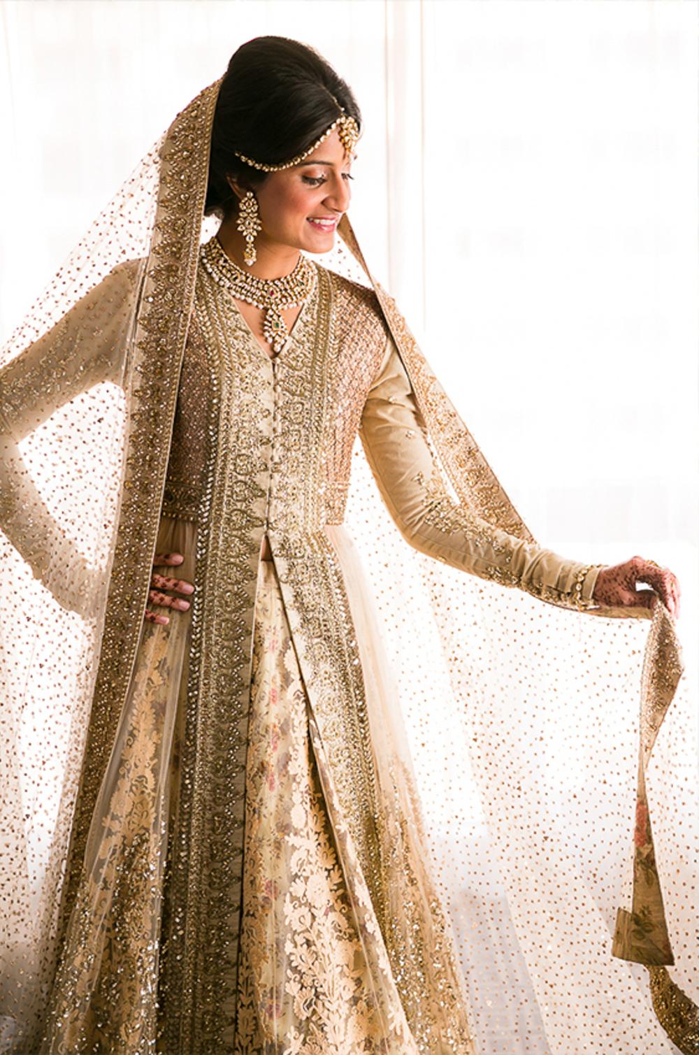 Orange County Indian Bridal Makeup
