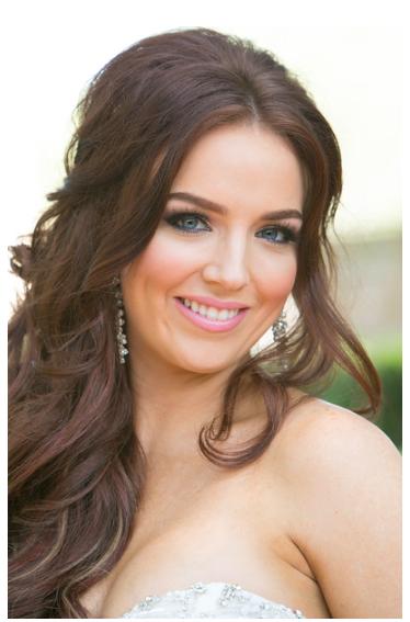 Pelican Hill Bridal Makeup