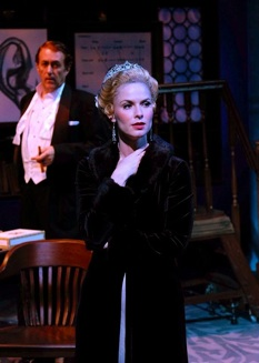 Eliza in  My Fair Lady  at Cygnet Theatre