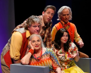 Debbie in  Old Jews Telling Jokes  at San Diego Repertory Theatre