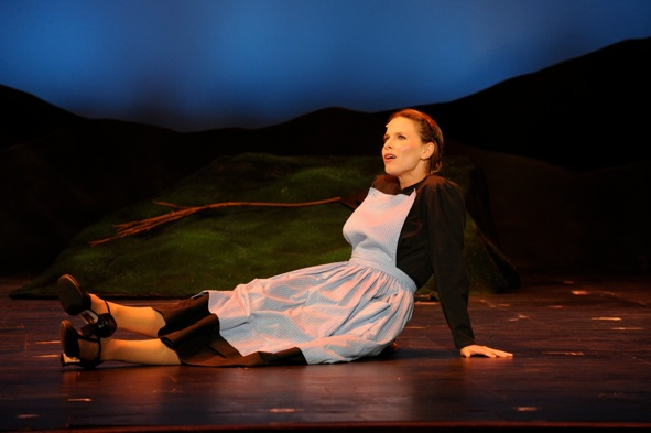 Maria in  The Sound of Music  at SDMT   CRIAG NOEL AWARD NOMINATION FOR BEST ACTRESS