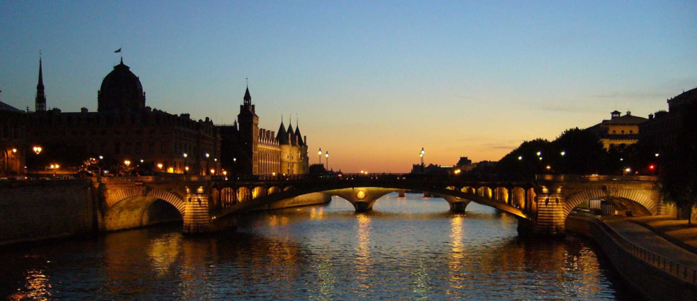 Paris mon amour...